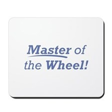 Wheel / Master Mousepad