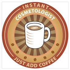 Instant Cosmetologist Poster