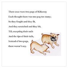 Pugs of Kilkenny Poster