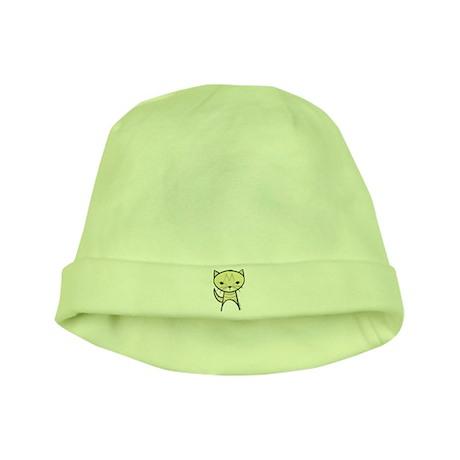 Tabby Cat baby hat