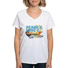 Peace & Love & ABA Shirt