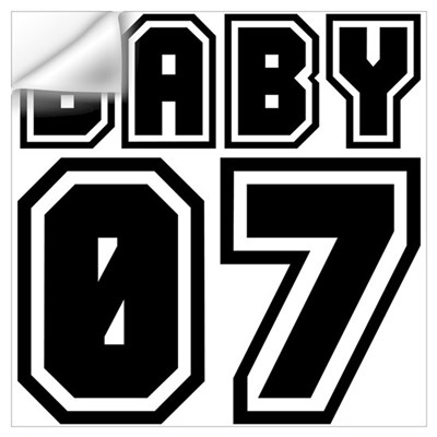 BABY 07 Wall Decal