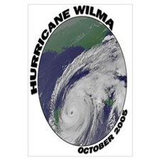 Satellite Hurricane Wilma