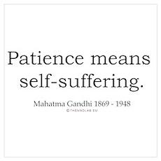 Mahatma Gandhi 16 Poster