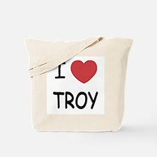 I heart Troy Tote Bag