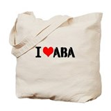 Applied behavior analysis bcba Canvas Totes