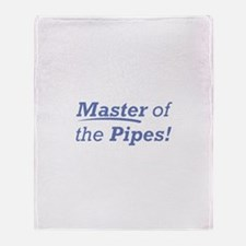 Pipes / Master Throw Blanket