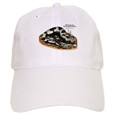 Marbled Salamander Baseball Cap