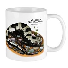 Marbled Salamander Mug