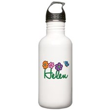 Helen Flowers Water Bottle