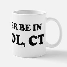 Rather be in Bristol Mug