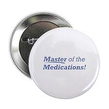 "Medications / Master 2.25"" Button"