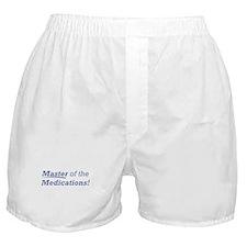Medications / Master Boxer Shorts