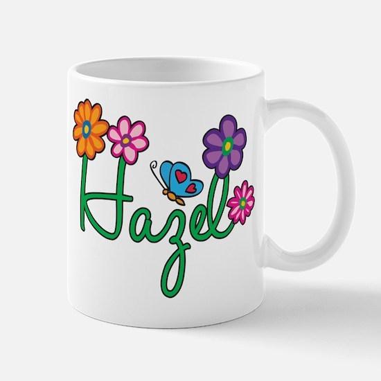 Hazel Flowers Mug