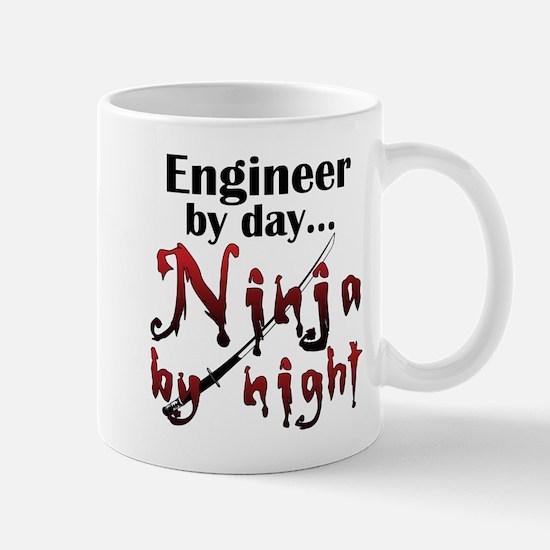 Engineer Ninja Mug