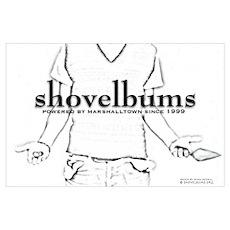 Shina duVall - Powered By Marshalltown Poster