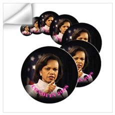 Condoleezza Rice Wall Decal