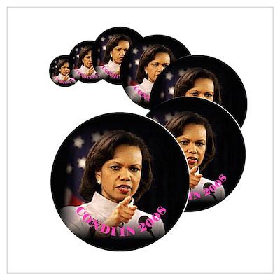 Condoleezza Rice Poster