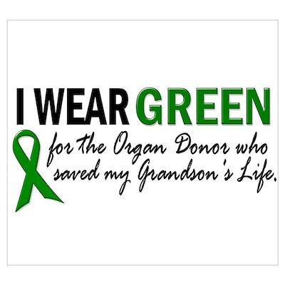 I Wear Green 2 (Grandson's Life) Poster