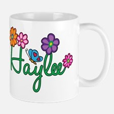 Haylee Flowers Mug