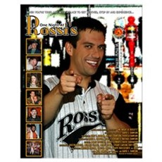 """""""One Night At Rossi's"""" (16x20) Poster"""