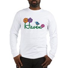 Haven Flowers Long Sleeve T-Shirt
