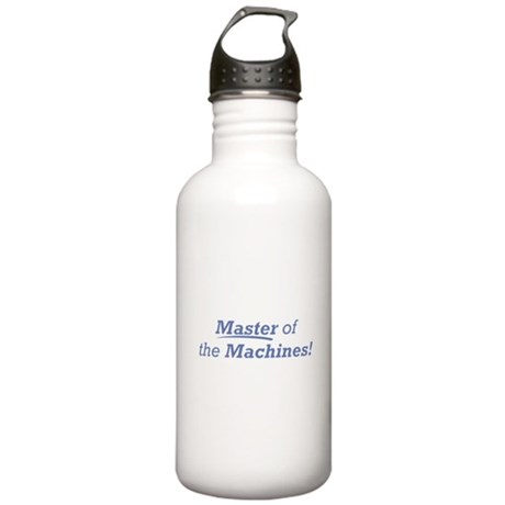 Machines / Master Stainless Water Bottle 1.0L