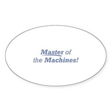 Machines / Master Decal