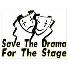 Save The Drama Poster