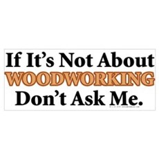 Woodworking Poster