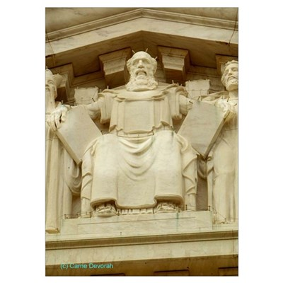 SCOTUS MOSES Poster