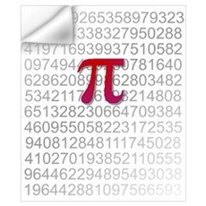 Delicious Pi Wall Decal
