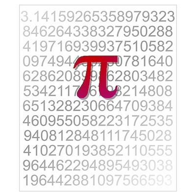 Delicious Pi Poster
