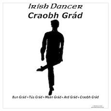Boy Craobh Grád Poster