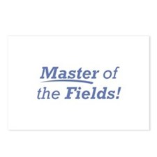 Fields / Master Postcards (Package of 8)