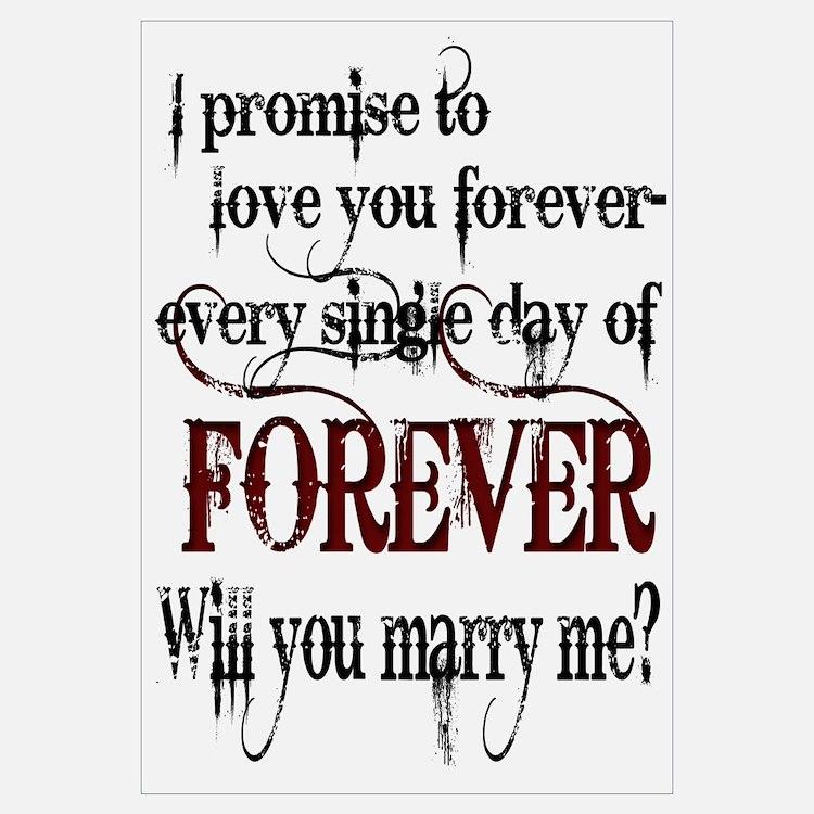 Twilight Marry Me Grunge