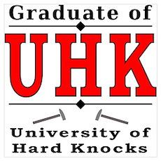 Alumni - UHK Poster