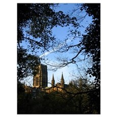 Durham Cathedral Canvas Art