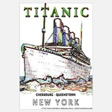 Unique Ghost of titanic Wall Art