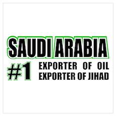 Saudi Arabia --#1 Poster