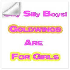 Silly Boys Wall Decal