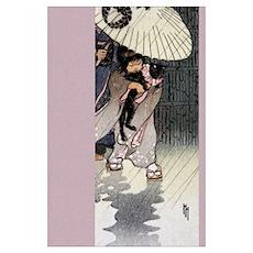 Vintage Japan Poster