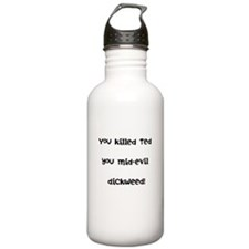 Bill and Ted Water Bottle