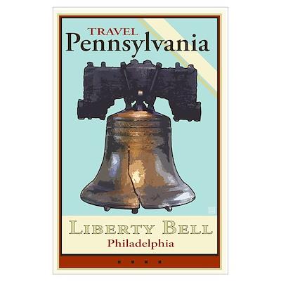 Travel Pennsylvania Poster
