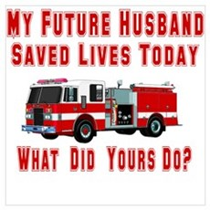Future Husband-What Did Yours Poster