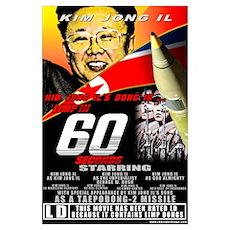 Anti Kim Jong Il Poster