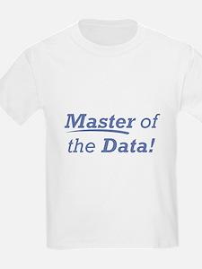 Data / Master T-Shirt