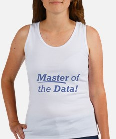 Data / Master Women's Tank Top