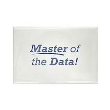 Data / Master Rectangle Magnet