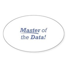 Data / Master Decal